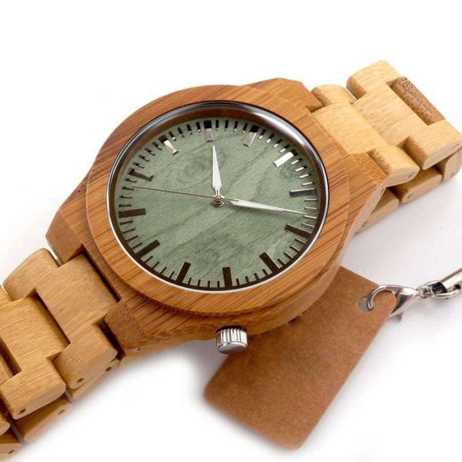 Full Wood Watch