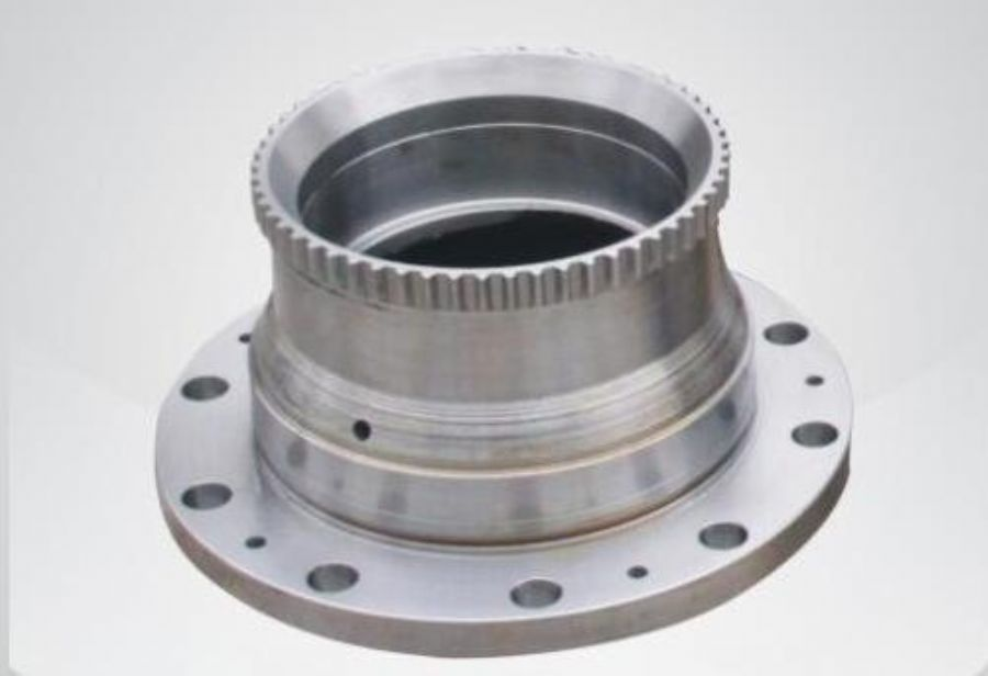 Cast Steel High Quality Gear Hub Used On Bulldozers With Good Sale And Well Machined
