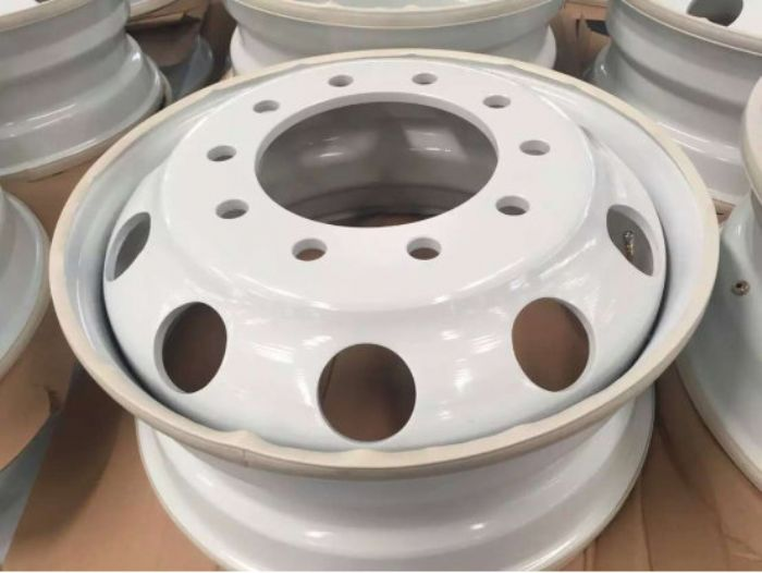Top Quality Aluminium Alloy And Steel Truck And Bus Wheel Rims 22.5x9.75