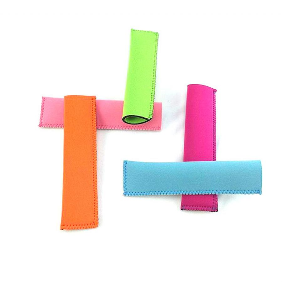 Keep Freeze Simple Neoprene Colorful Popsicle Holder Wholesale