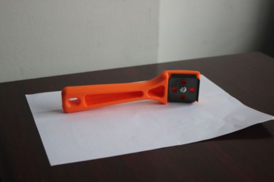 DSL03 Pipe Scraper Use Before Electrofusion Welding Process