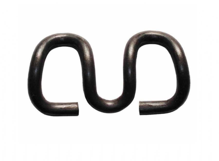 Dacromet Anticorrosive A Type Rail - metal Clips Fasteners