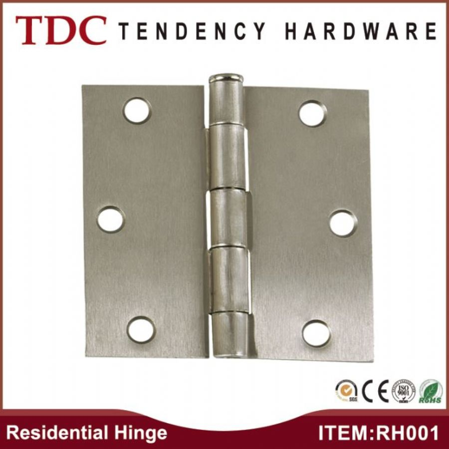 Square Door Hinges