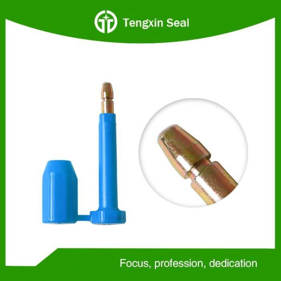 Disposable High Security Bolt Seals For Container Lock And Truck