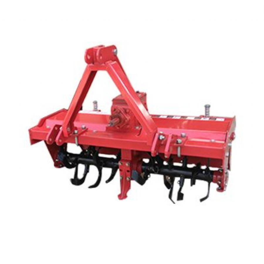 Small Four Wheel Rotary Cultivator