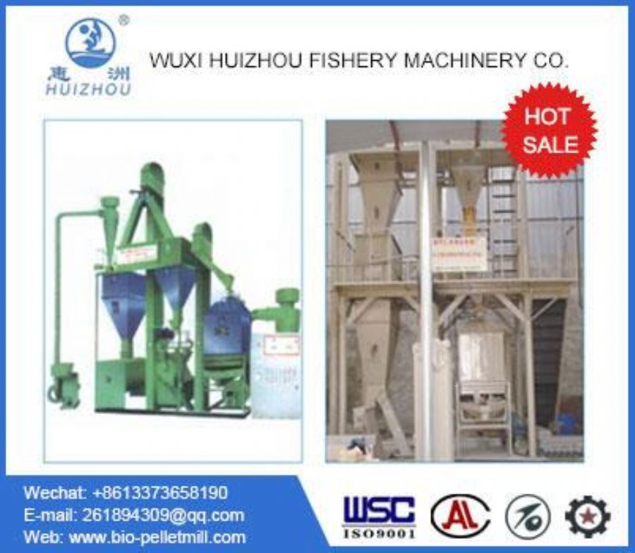Feed Processing Machine System