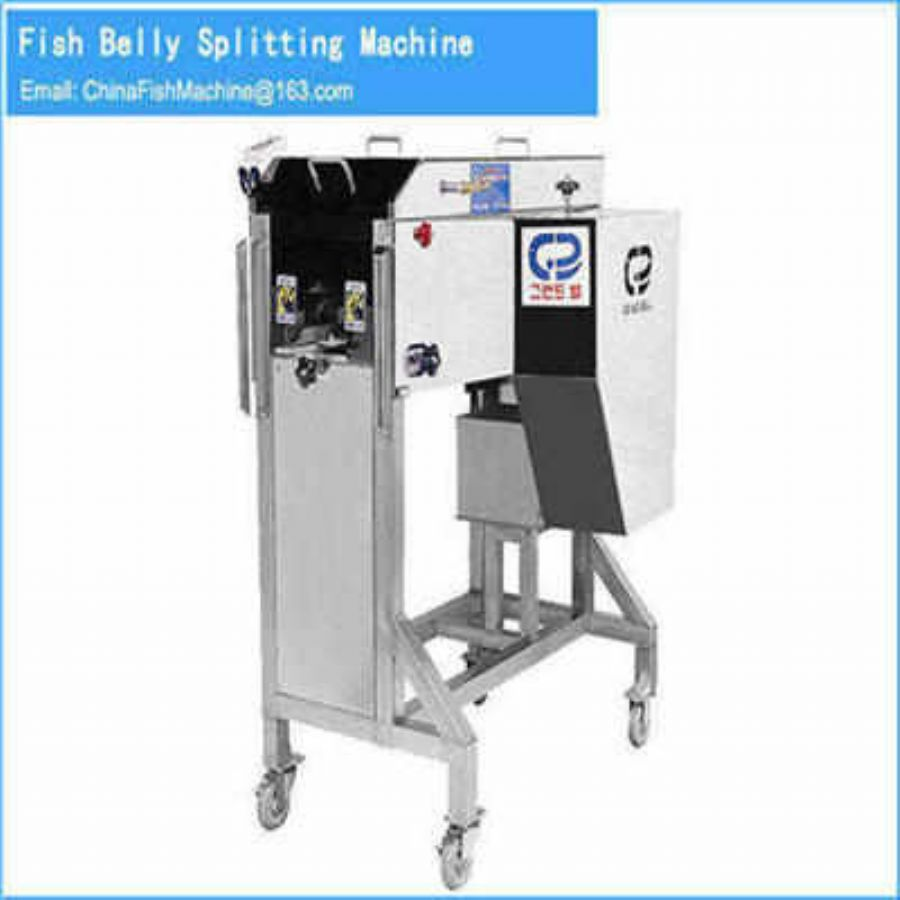 Fish Belly Splitting Machine China Manufacturer